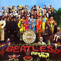 Пластинка Beatles  Sgt Pepper Lonely Hearts 2LP