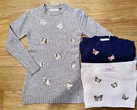 Кофта для девочек оптом, Nice Wear, 4-12 лет,  № GF867