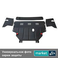Защита двигателя на Suzuki Grand Vitara (Титан)