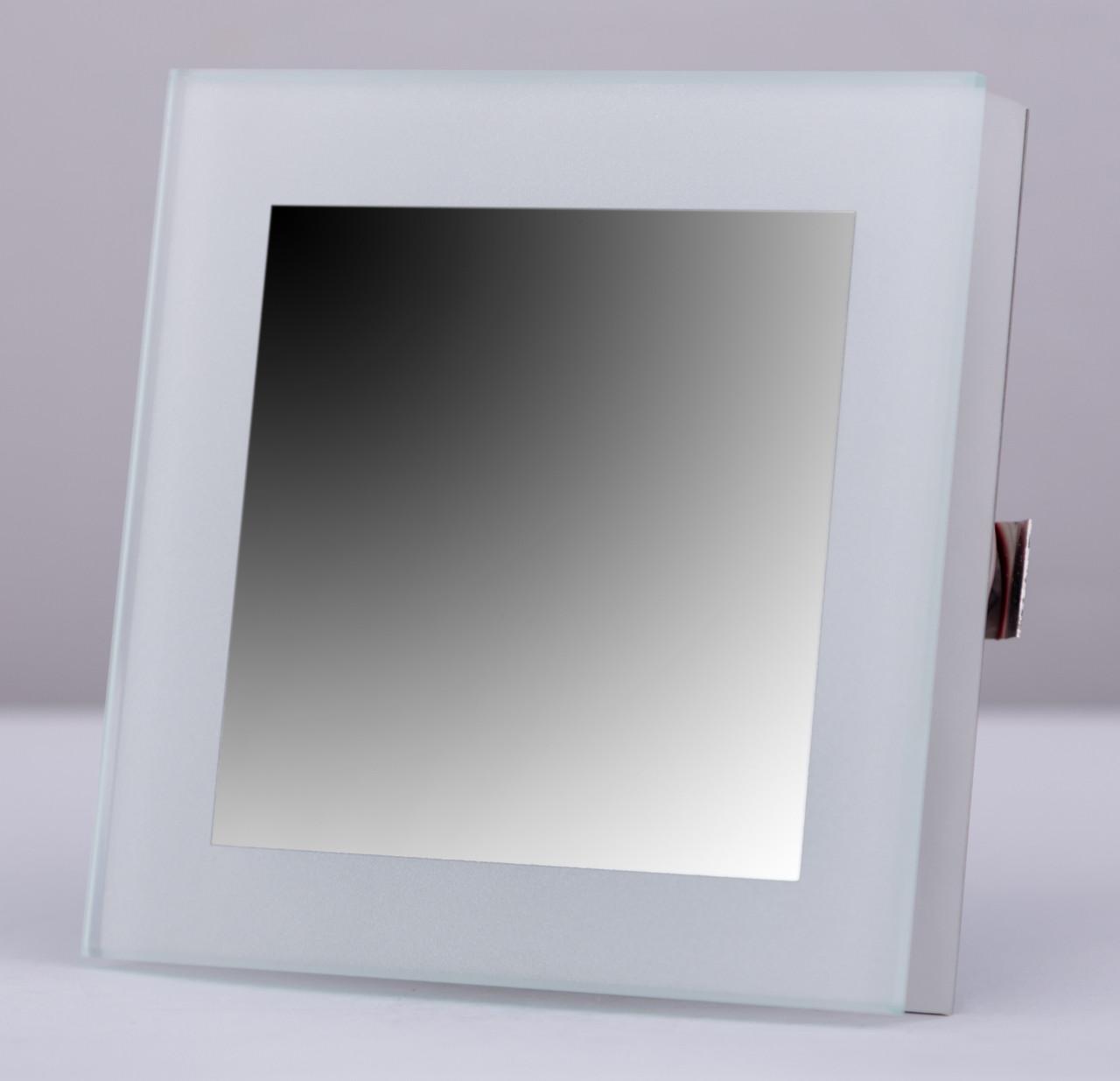 Подсветка LED декоративная LUCCIO, хром зеркальный, холодный белый