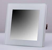 Подсветка LED декоративная LUCCIO, хром зеркальный, холодный белый, фото 1