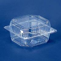 Пластиковый контейнер, блистер ПС-11, 155*150*80