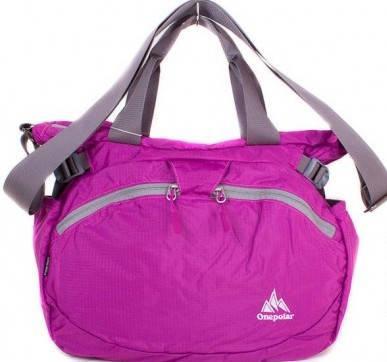 Прочная женская спортивная сумка через плечо ONEPOLAR (ВАНПОЛАР) W5220-violet