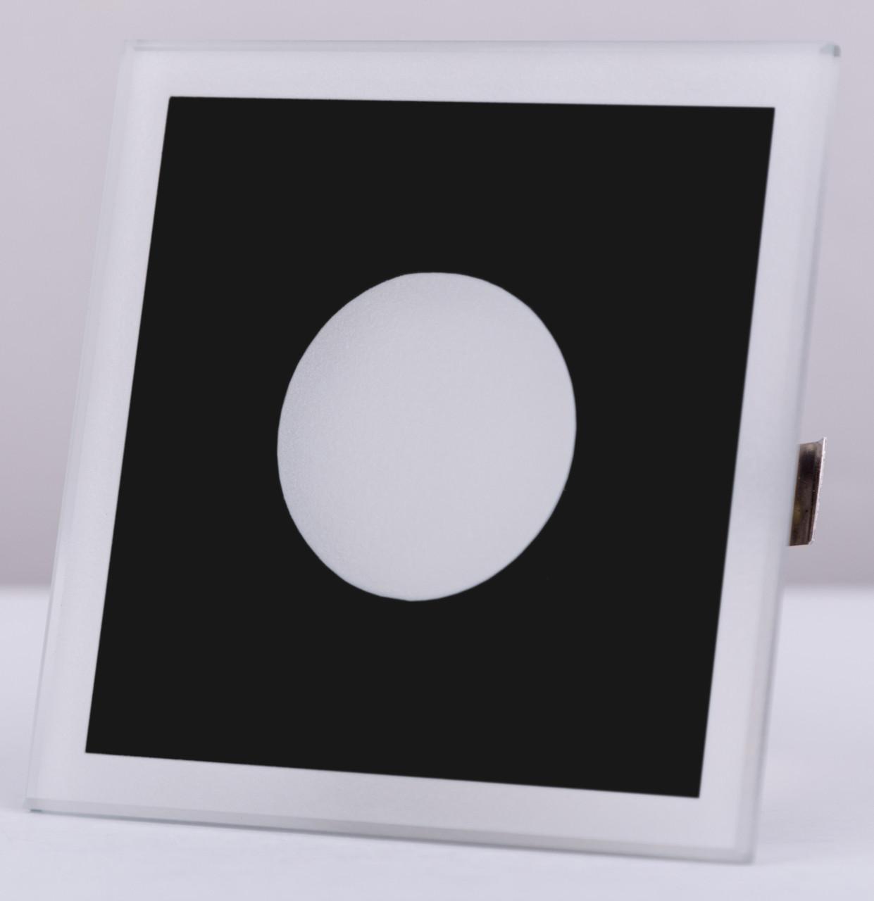 Подсветка LED декоративная BRILLANZA BZО, чёрный, холодный белый