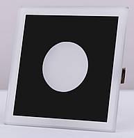 Подсветка LED декоративная BRILLANZA BZО, чёрный, холодный белый, фото 1