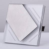 Подсветка LED декоративная Wave 04, алюминий, холодный белый, фото 1