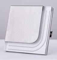 Подсветка LED декоративная Wave 03, алюминий, холодный белый, фото 1