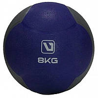 Медбол твердый LiveUp MEDICINE BALL, 8 кг
