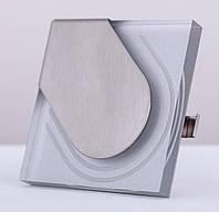 Подсветка LED декоративная Wave 05, алюминий, холодный белый, фото 1