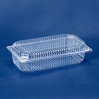 Пластиковый контейнер, блистер ПС-121, 230*130*63
