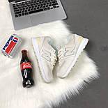 Кросівки New Balance 574 light gray. Живе фото (Репліка ААА+), фото 6