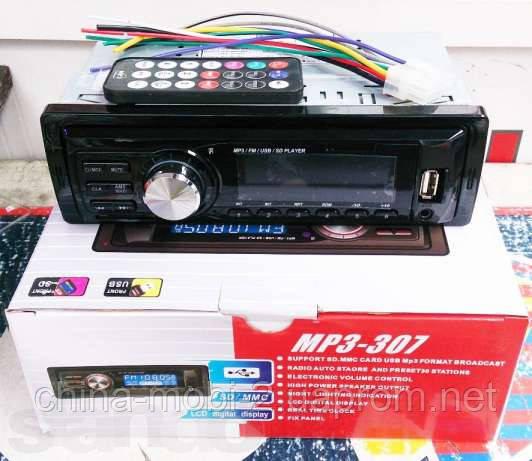 Автомагнитола Pioneer MP3-307, фото 2