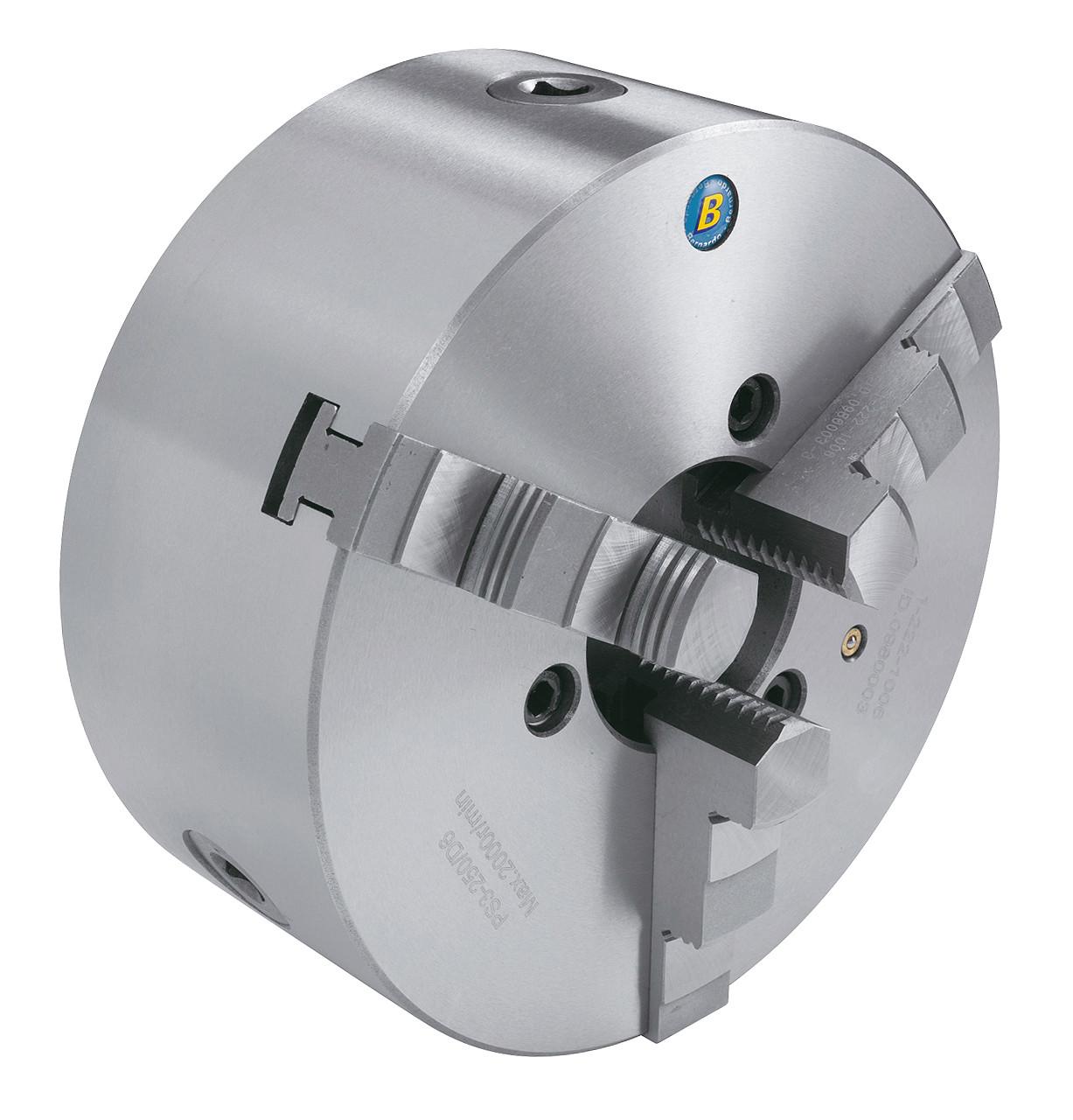 Стандартный 3-челюстный патрон PS3-160/D5