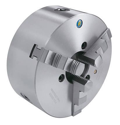 Стандартный 3-челюстный патрон PS3-160/D5, фото 2