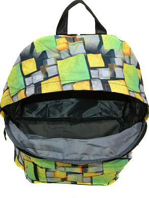 Городской нейлоновый рюкзак 3334-016-3 3d 1, фото 2