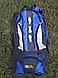Туристический, городской, дорожный рюкзак Eveveme 90+10 литров (синий), фото 3