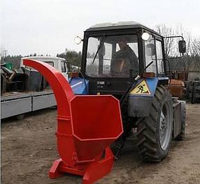 Измельчители веток для тракторов под bom