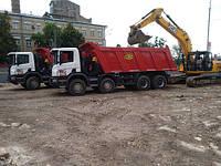 Вывоз и утилизация строительного мусора 4-20 м3, фото 1