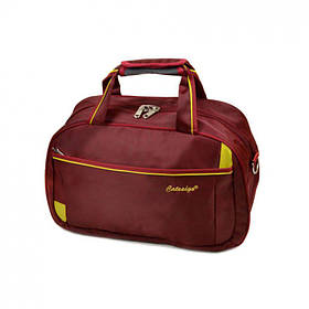 Дорожная сумка-саквояж 17501 18 Small bordo