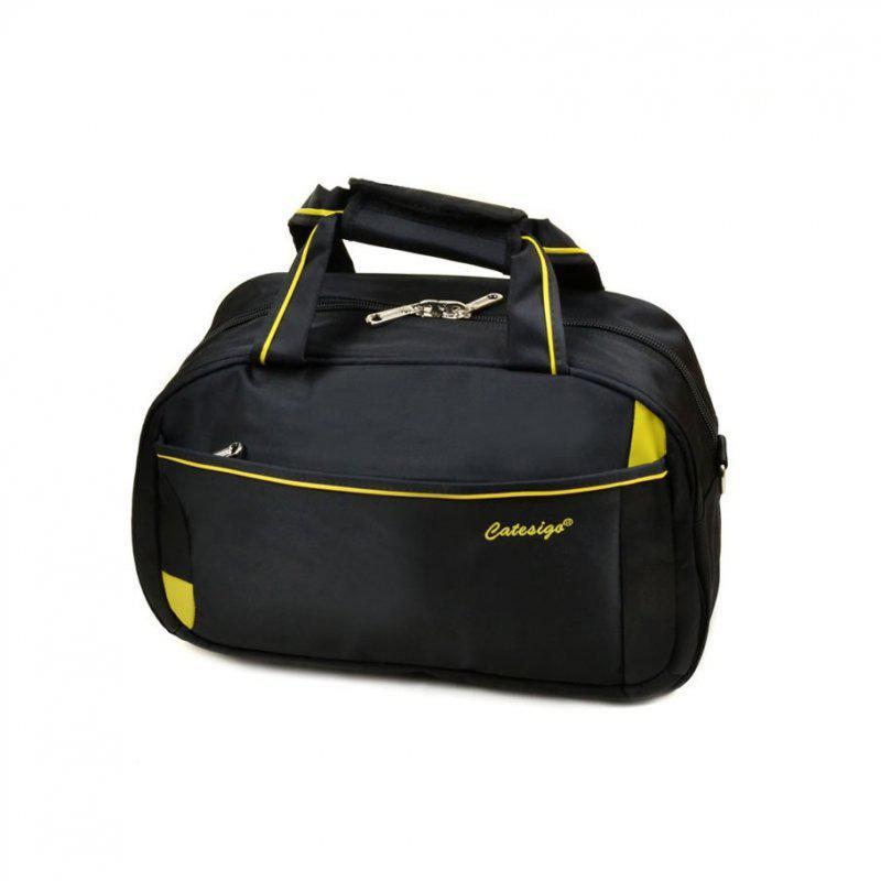 Дорожная сумка-саквояж 17501 18 Small black