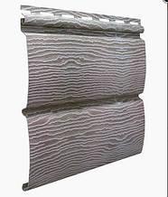 Дуб серебристый 3,40х0,23м. Сайдинг виниловый Timberblock (Тимбер-Блок) Ю-пласт