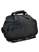 Дорожная сумка на колесах 22838-22in grey, фото 3