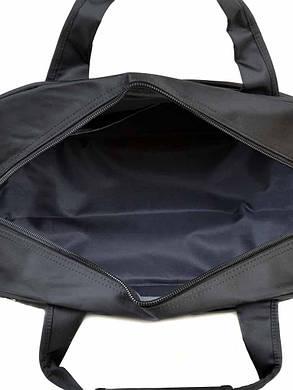 Дорожная саквояж-сумка 22806-18 Small black-red, фото 2