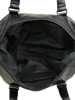Дорожная сумка DR. BOND 88516 black, фото 2