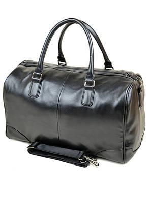 Дорожная сумка DR. BOND 88652-1 black, фото 2