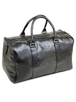 Дорожная сумка DR. BOND 88650-1 black, фото 2
