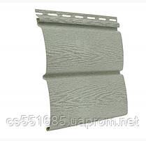 Ясень прованс зеленый 3,40х0,23м. Сайдинг виниловый Timberblock (Тимбер-Блок) Ю-пласт