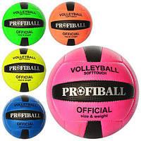Мяч волейбольный 1107ABCDE