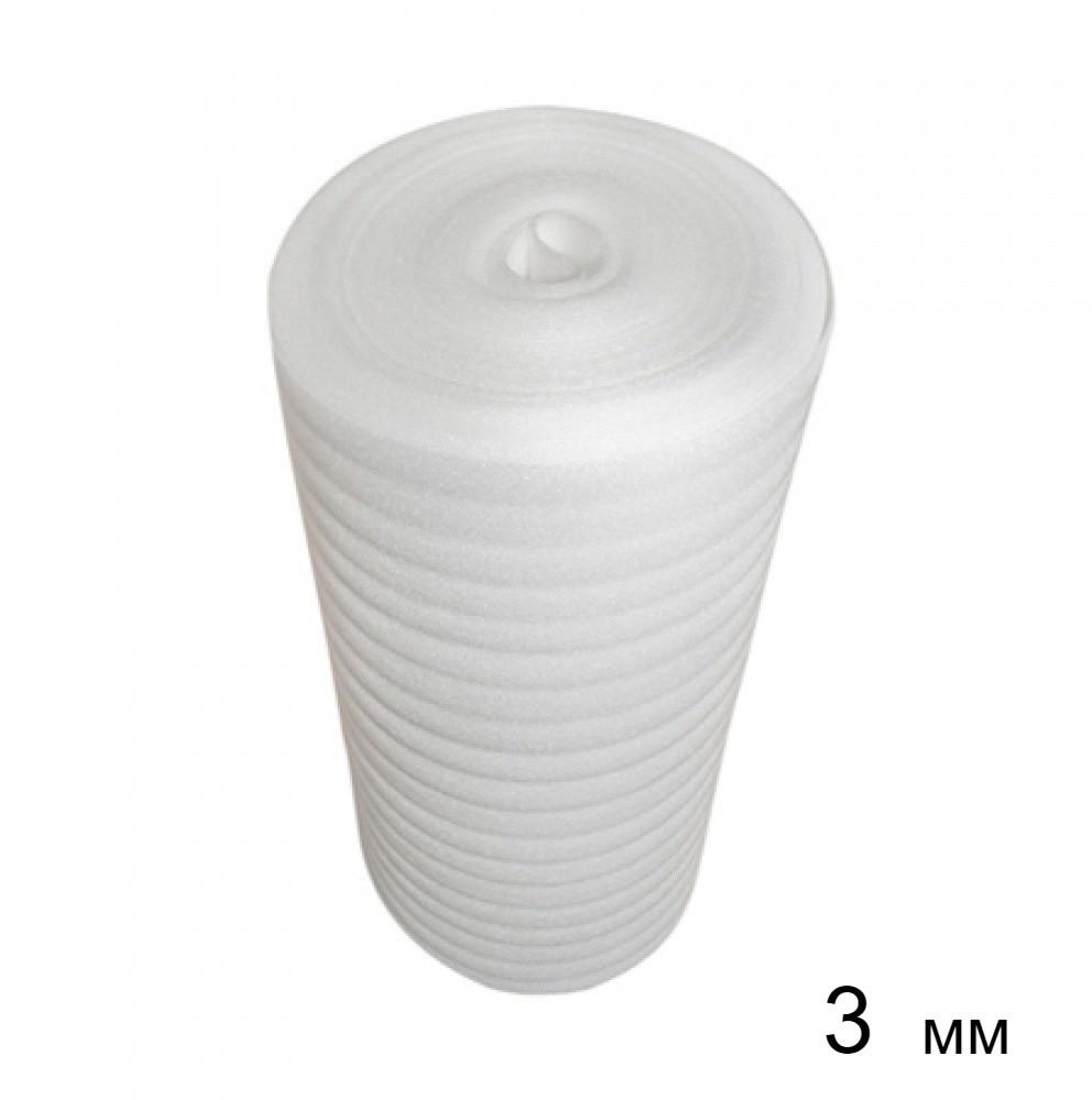Вспененный полиэтилен 3 мм - 1м × 50м