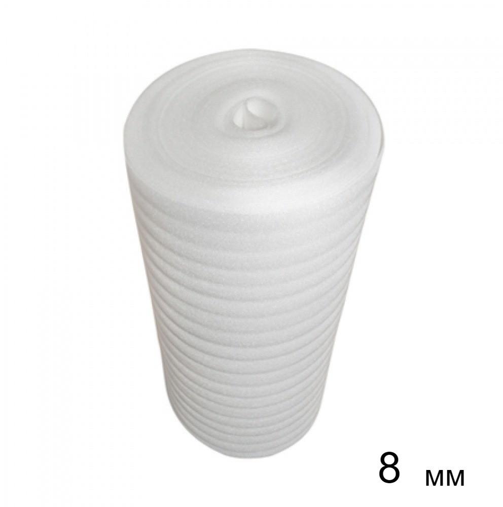 Вспененный полиэтилен 8 мм - 1м × 50м