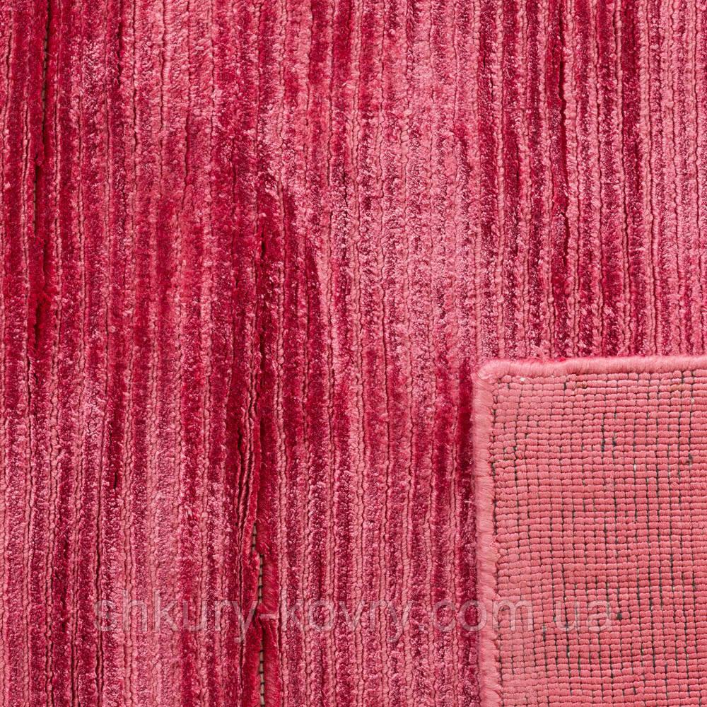 Велюровые ковры, малиновый ковер из шелка ручного плетения