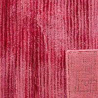 Велюровые ковры, малиновый ковер из шелка ручного плетения, фото 1