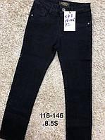 Детские котоновые брюки на мальчиков S&D