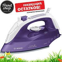 Утюг Bosch TDA 2680 white violet