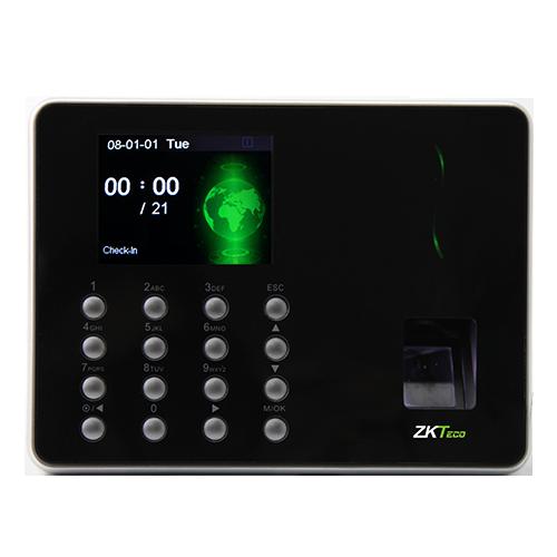 Беспроводная система контроля рабочего времени WL30 (отпечаток пальца)