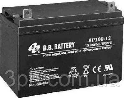 BB Battery BP 100 12