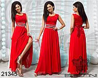 Изящное вечернее платье в пол размеры S-ХL, фото 1