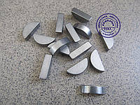 Шпонка сегментная 6х9 СПЧ-6 (румынка).