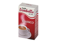 Молотый кофе CaffeTrombetta Classico (60% арабика / 40% робуста)