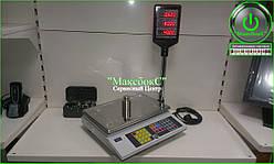 ВТА 60 15-5 А – Торговые весы до 15 кг с подключением к компьютеру