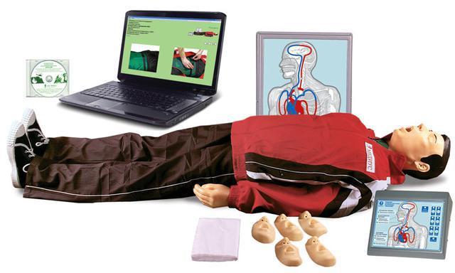Тренажер сердечно-легочной и мозговой реанимации