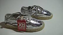 Женские летние мокасины   39 размер бренд X ti (Испания), фото 2