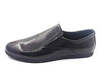 Туфли для девочки кожаные р. 37 - 23,5см, фото 1