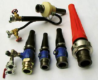Запчастини та витратні матеріали до торкрет обладнання