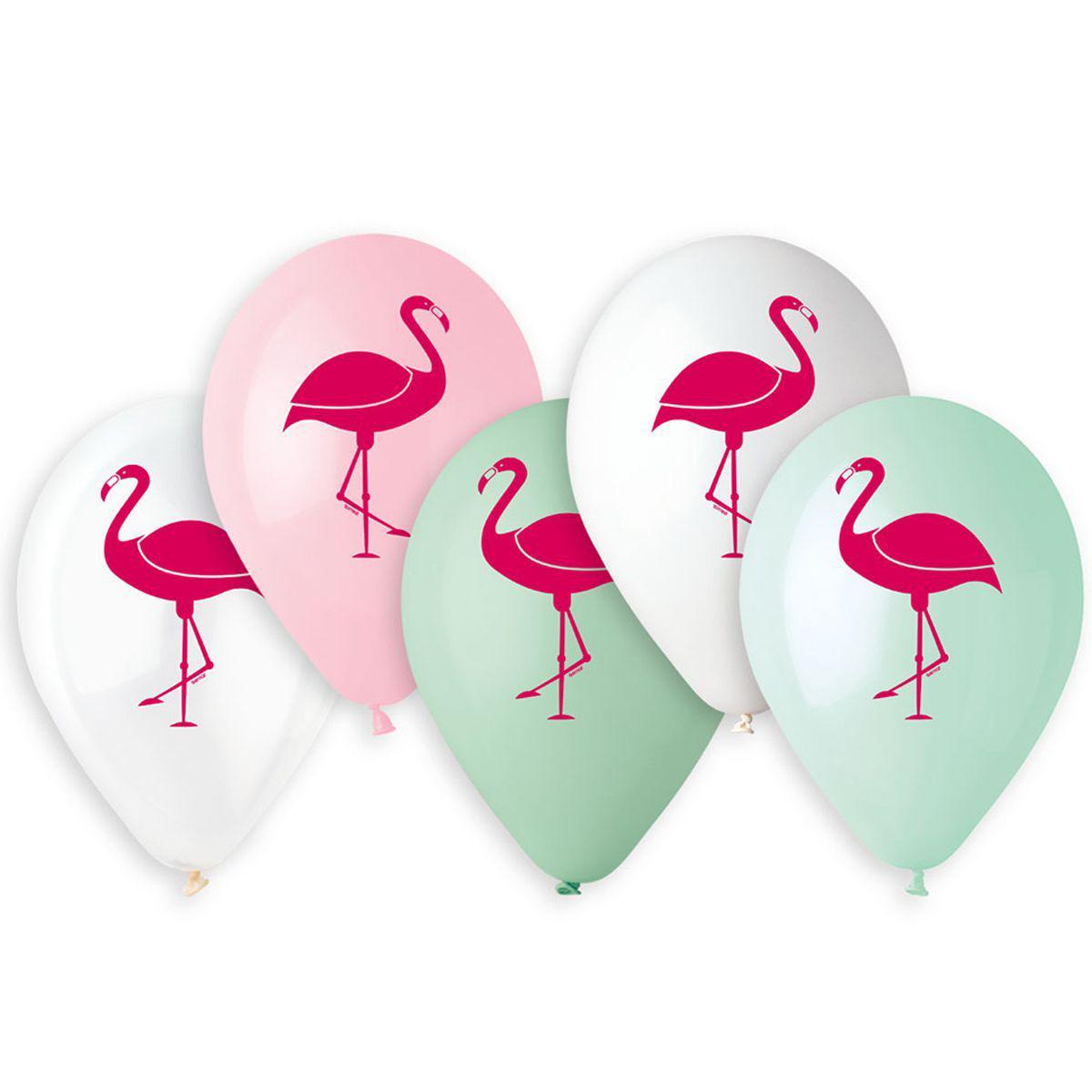 Шар Фламинго 30см