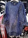 Сукня жіноча з капюшоном варенка, фото 4